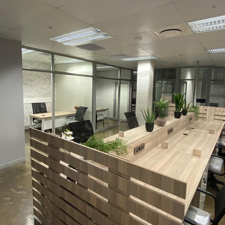 Benefits of Shared Office Space
